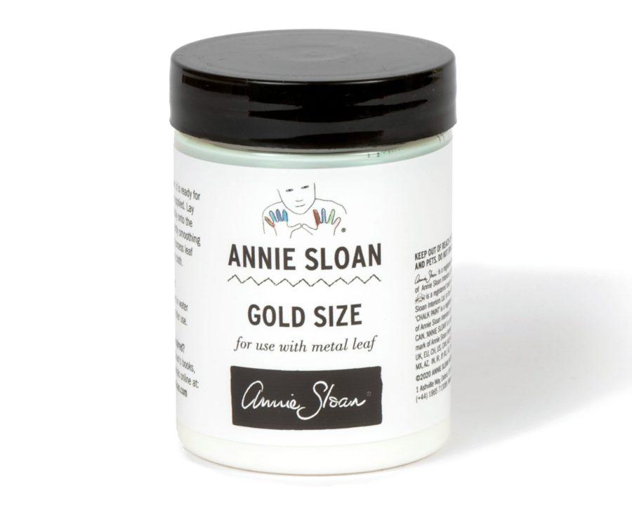 Annie Sloan Gold Size 100ml pot