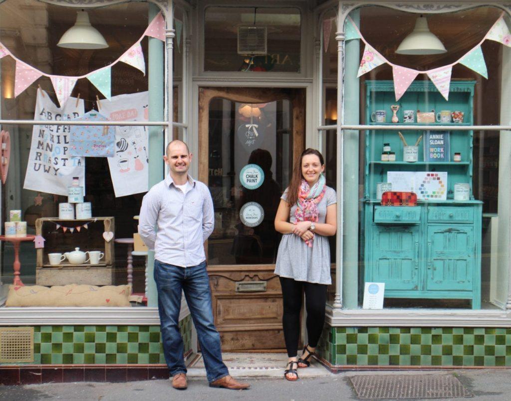 The Little Welsh Dresser Annie Sloan Chalk Paint Stockists