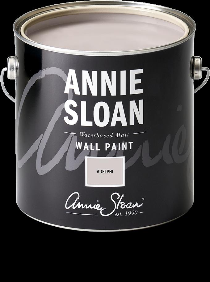 Adelphi wall paint in 2.5l tin