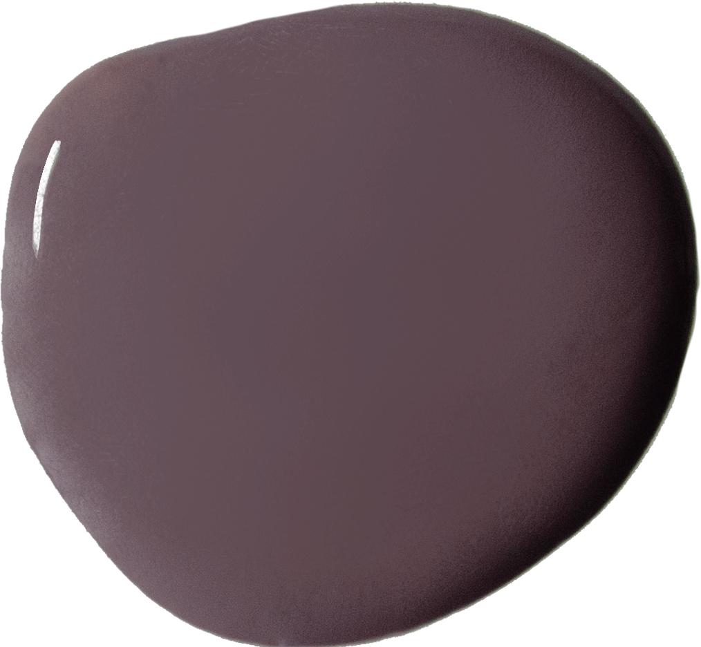 Colour blob for Annie Sloan Tyrian Plum Wall Paint